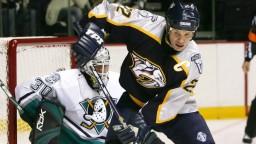 Zomrela hviezda NHL, bývalý kapitán Nashvillu. Mal len 48 rokov