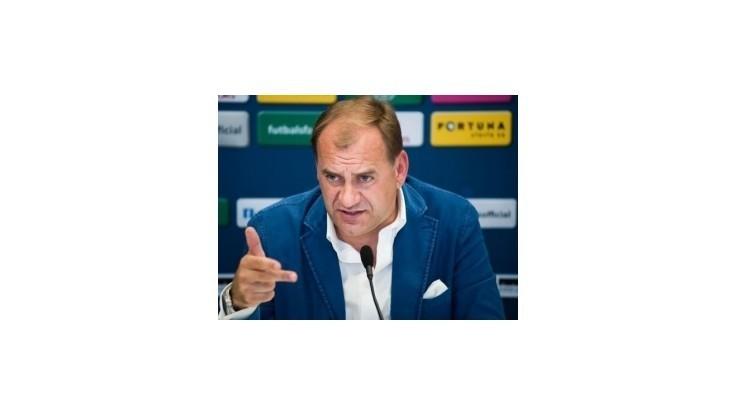 Weiss ostáva trénerom Slovana, dohodol sa na ročnej zmluve
