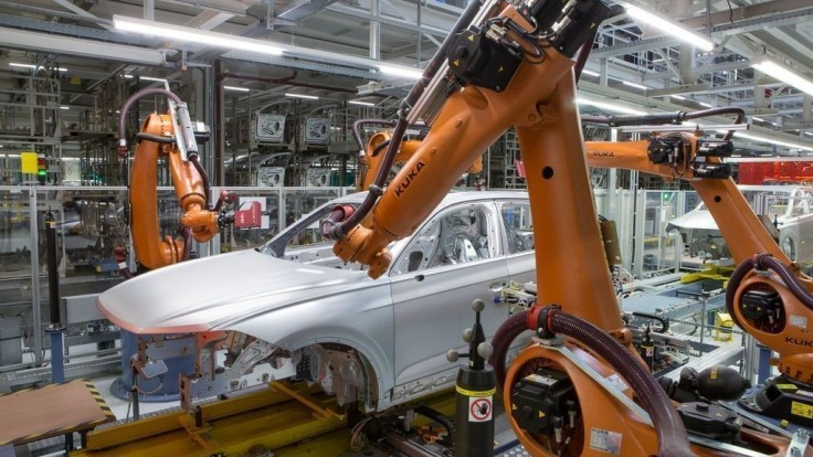 Slovenský autopriemysel môže postihnúť veľká kríza