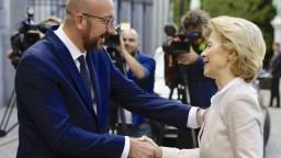 Von der Leyen zháňa podporu, nebráni sa ani rokovaniu s Ruskom