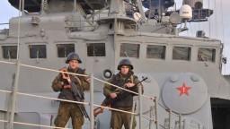 Ruská loď vyvolala poplach, narušila veľké vojenské cvičenie