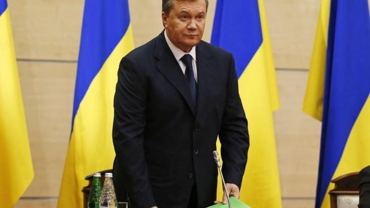 Súd EÚ ruší sankcie voči bývalej ukrajinskej vláde i Janukovyčovi