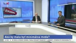 Prezident KOZ M. Magdoško o zvyšovaní minimálnej mzdy