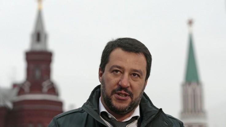 Väzby na Kremeľ? Talianska opozícia chce vyšetrovať Salviniho