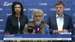 TB predstaviteľov KDH o ťažbe dreva