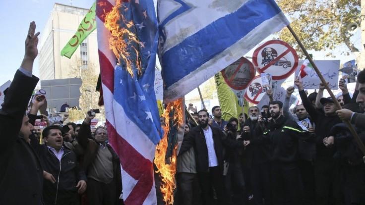 Irán by vo vojne s USA zúrivo zbombardoval aj Izrael, varuje šéf Hizballáhu