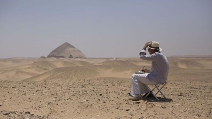Egypt sprístupnil jednu z najstarších pyramíd, má unikátny vzhľad