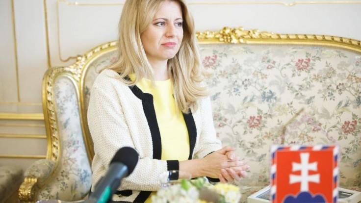 Čaputová pokračuje v cestách po zahraničí, týždeň začne v Poľsku