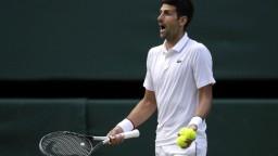 Djokovič kráľom Wimbledonu. Zdolal Federera a obhájil titul