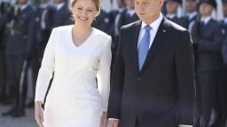 Čaputová sa prišla predstaviť do Poľska, privítali ju s poctami