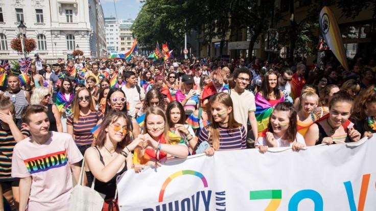 Organizátori pochodu neheterosexuálov majú výzvu pre politikov