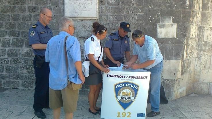 Polícia radí dovolenkárom, ako sa vyhnúť pokutám v Chorvátsku