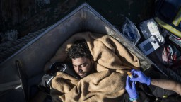 Žijú ako v koncentrákoch. Kapitánka chce v EÚ pol milióna migrantov
