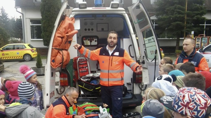 Záchranná zdravotná služba Falck na Slovensku končí