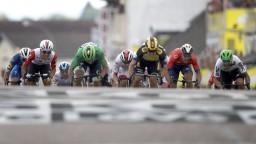Sagan finišoval piaty, 10. etapu vyhral Belgičan Wout van Aert