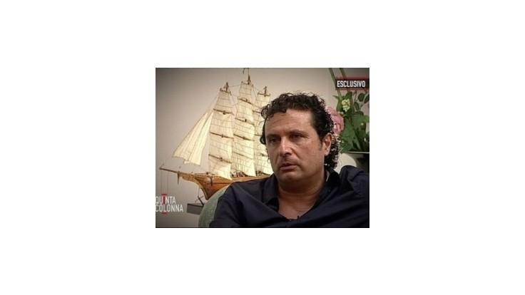 Kapitán havarovanej lode Costa Concordia sa ospravedlnil