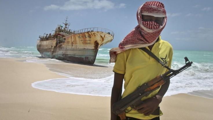 Piráti uniesli nákladnú loď, viezla posádku námorníkov z Turecka