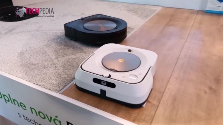Robotický tandem z dielne iRobot posúva upratovanie na novú úroveň
