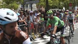 Najviac síl mal v závere Austrálčan, Sagan finišoval štvrtý