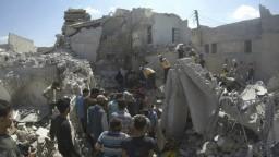 Rusko zrejme nasadilo na sýrskom fronte špeciálne jednotky