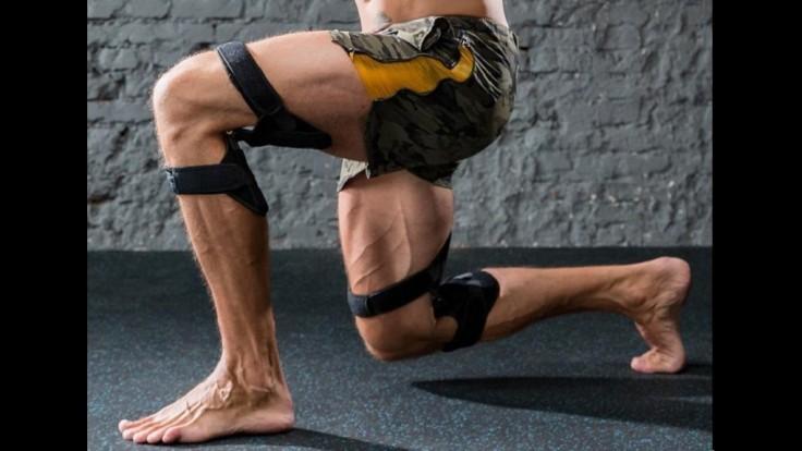 Nové pružinové stabilizačné opory dodajú väčšiu silu vašim kolenám