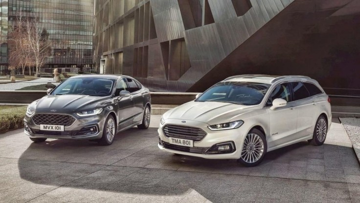 Nahradí nový crossover Ford Mondeo, S-Max aj Galaxy?