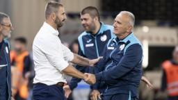 Slovan po vypadnutí odvolal z funkcie hlavného trénera Ševelu