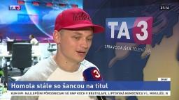 Pretekár M. Homola o jeho cieľoch po polovici seriálu TCR Europe