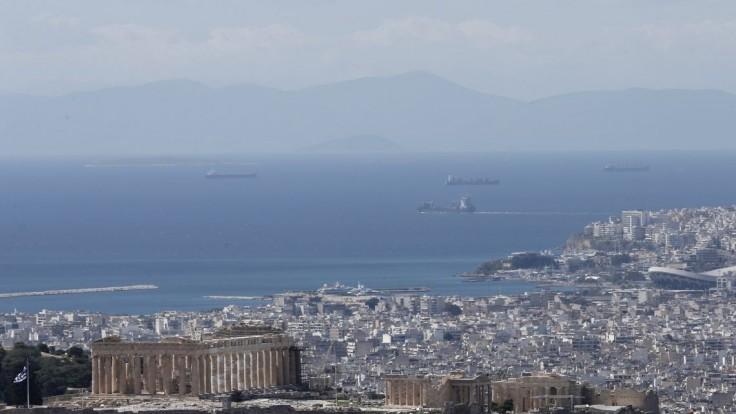 Atény zasiahlo zemetrasenie, vystrašení ľudia vybiehali do ulíc