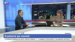 HOSŤ V ŠTÚDIU: Viceprezident ASINS P. Jakubov o exekúciách po novom