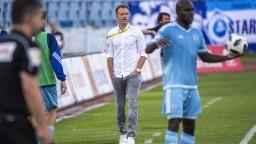 Po odvolaní Ševelu Slovan dočasne povedie asistent Radenkovič