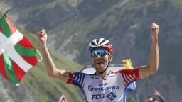14. etapa patrí Francúzovi Pinotovi, Sagan si polepšil v bodovačke