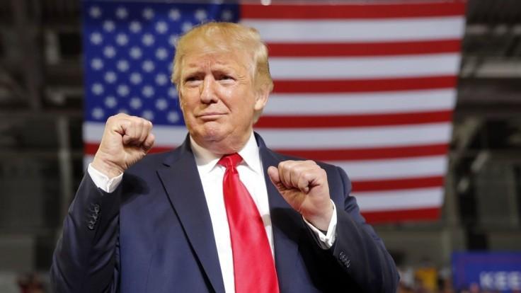 Trump znova útočil na kongresmanky, venoval im jasný odkaz