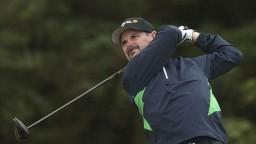 Sabbatini obsadil v golfovom turnaji svoju najlepšiu pozíciu
