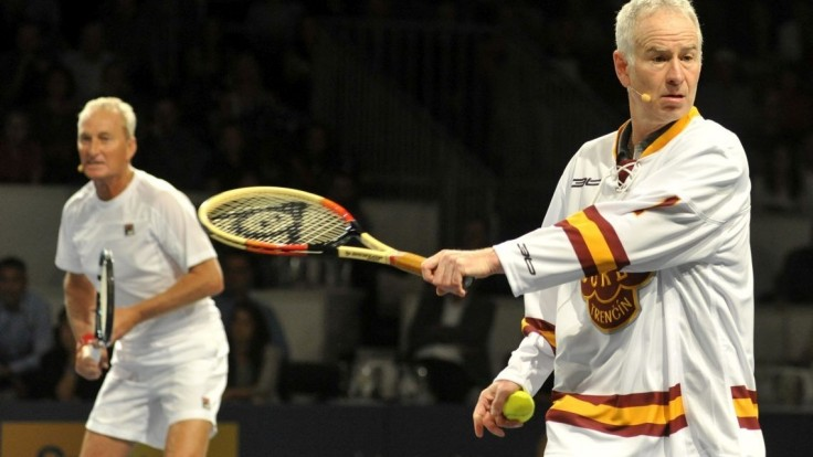 Zomrel trojnásobný grandslamový šampión, tenista McNamara