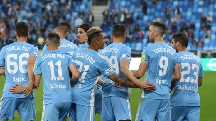 Žreb rozhodol, s kým sa stretnú Slovan, DAC a Spartak Trnava