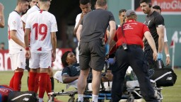 Sevilla zdolala Liverpool. Divákov šokoval nešetrný faul