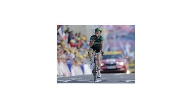Víťazom 10. etapy TdF Voeckler, v žltom Wiggins, Slováci zaostali