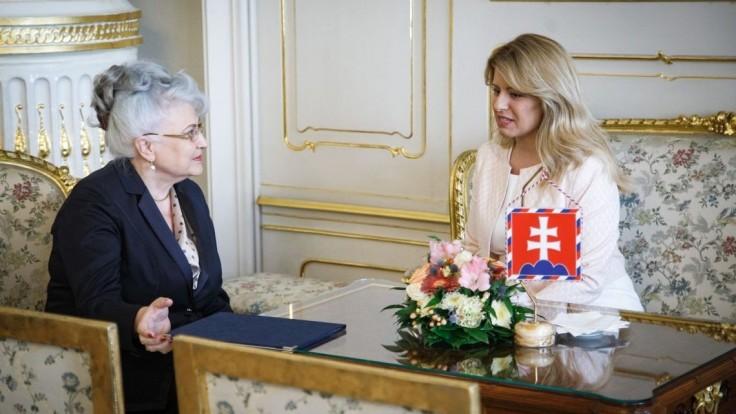 Čaputová kritizovala stav disciplinárneho súdnictva na Slovensku