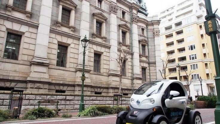 V Japonsku sa zdieľanie áut vymklo spod kontroly