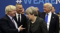 Bude skvelý! Trump a ďalší svetoví lídri gratulujú Johnsonovi