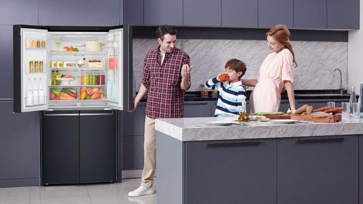 Nová americká chladnička LG udrží potraviny dlhšie čerstvé