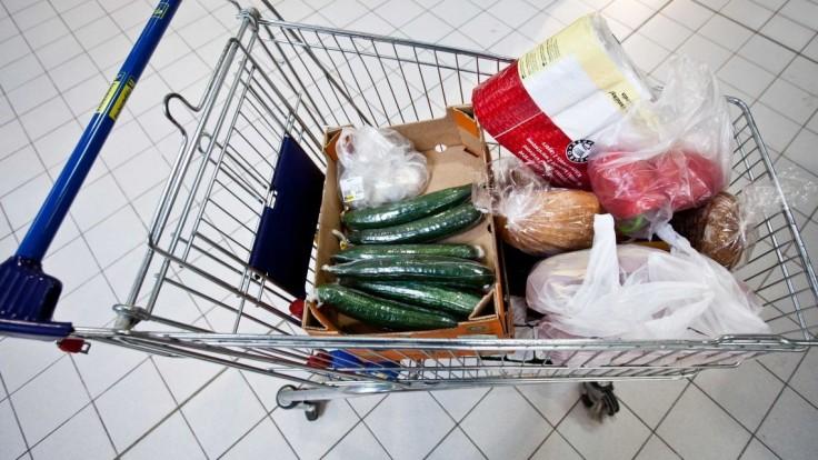 Potraviny u nás rástli najrýchlejšie z krajín V4