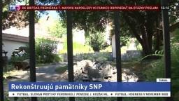 Nemecká sa konečne dočkala, poškodený pamätník SNP opravia