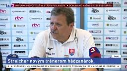 Hádzanárky majú nového trénera, Packu nahradí Streicher