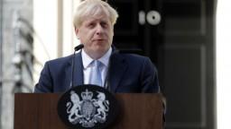 Prvý prejav B. Johnsona vo funkcii britského premiéra