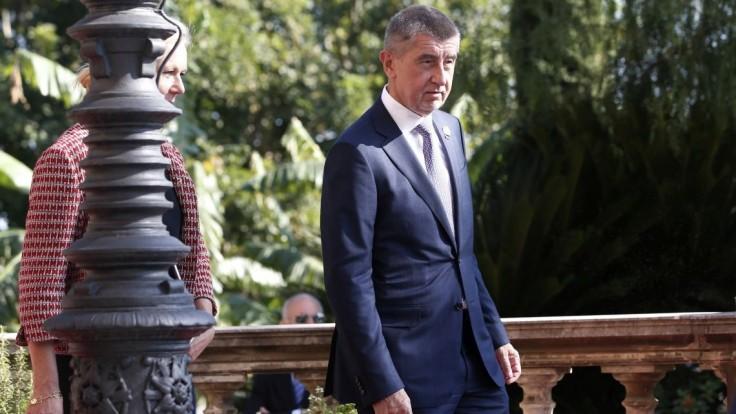 Babiš navštívil Zemana, ministra kultúry odvolá na konci júla