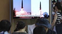 Potvrdzujeme, boli to rakety, reaguje Soul na odpálené strely KĽDR