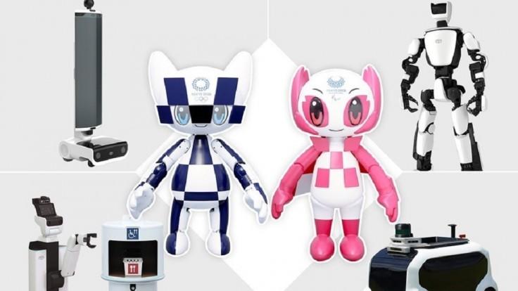 Toyota ukázala celé portfólio robotov pre OH 2020 v Tokiu