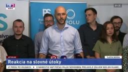 TB predsedu PS M. Trubana o slovných útokoch Fica a Matoviča